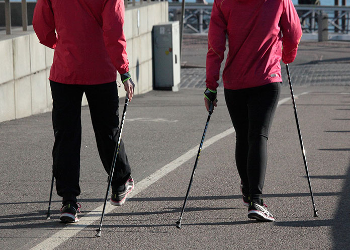 Nordic walking - kije