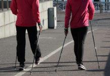 Nordic walking - kije