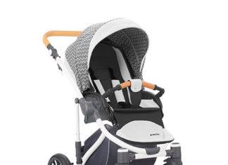 Wózek dziecięcy 2w1 – sprawdzamy Bebetto