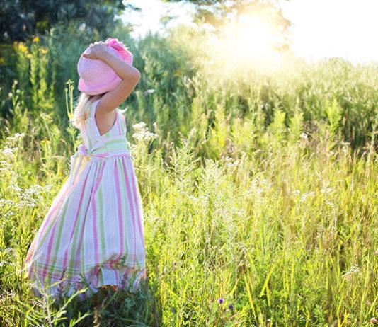 Zbuduj w swojej córce poczucie piękna
