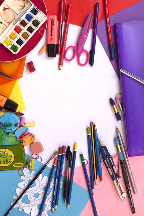 Kolorowanki do drukowania - tania rozrywka edukacyjna dla całej rodziny