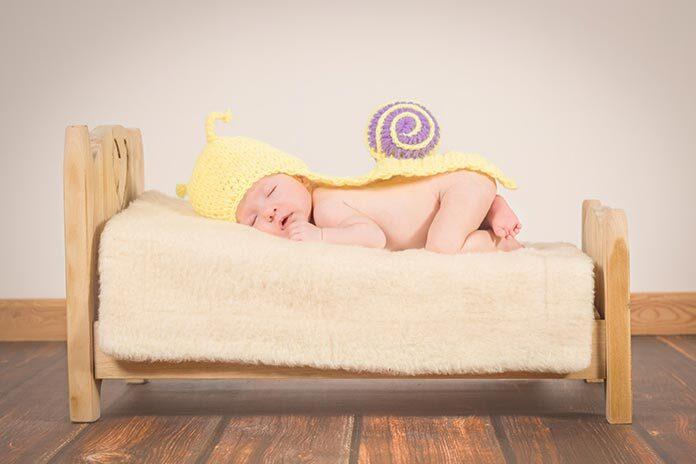 poszewki dla niemowląt