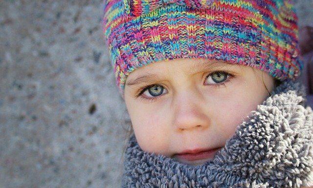 dziecięca czapka zimowa
