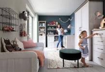 Jak wybrać meble do pokoju dziecięcego